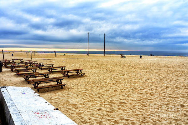Point Pleasant Photograph - Point Pleasant Morning In New Jersey by John Rizzuto