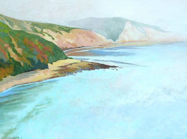 Painting - Point Reyes Dunes, California by Catherine Twomey