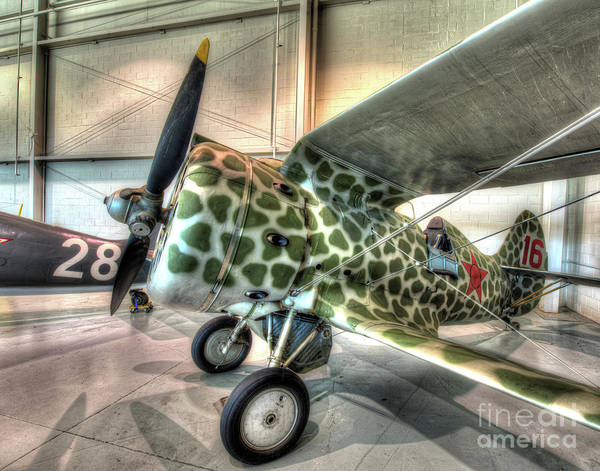 Ju 52 Wall Art - Photograph - Polikarpov I-153 Chaika by Greg Hager