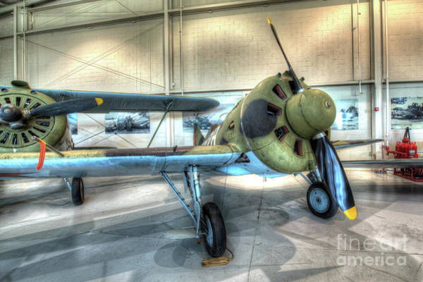 Ju 52 Wall Art - Photograph - Polikarpov I-16 Rata by Greg Hager