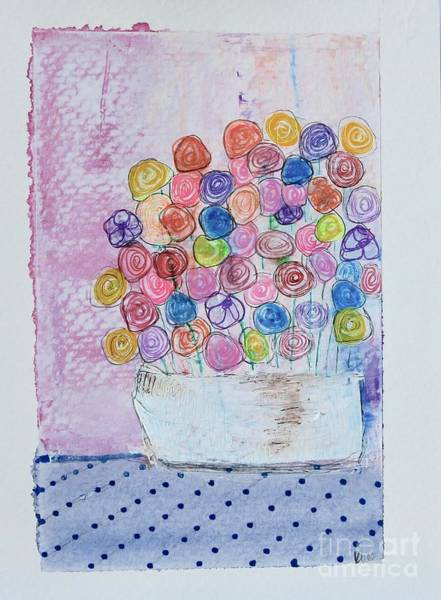Painting - Polka Dots by Kim Nelson
