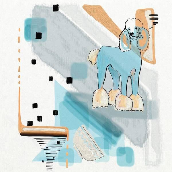 Wall Art - Digital Art - Pom Pom  by Robin Wiesneth