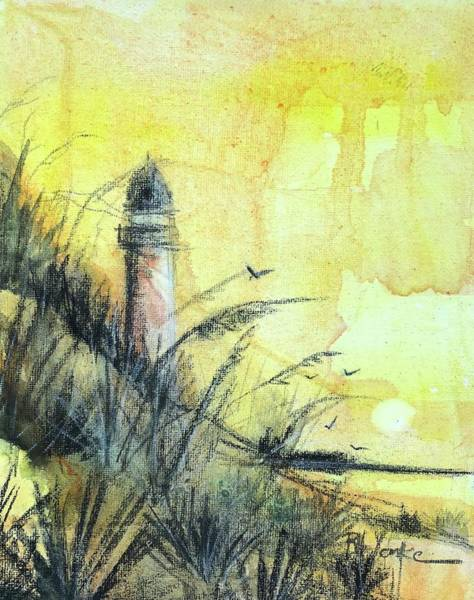 Wall Art - Painting - Ponce Light by Robert Yonke