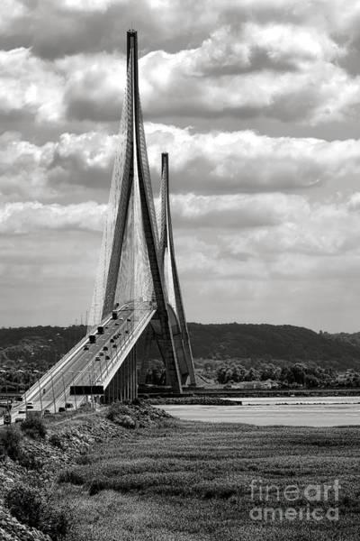 Photograph - Pont De Normandie by Olivier Le Queinec