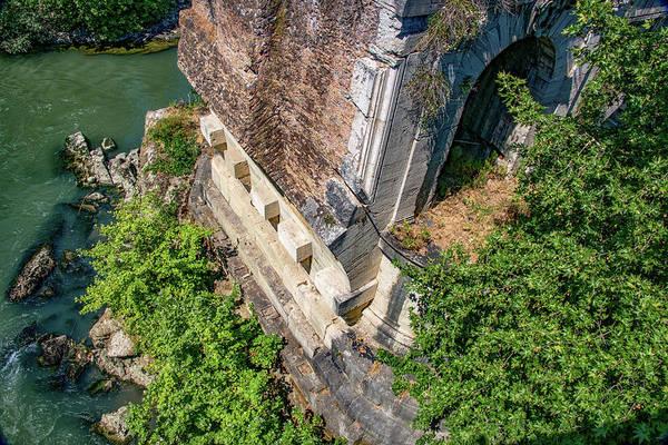 Tiber Island Wall Art - Photograph - Ponte Rotto  by Joseph Yarbrough