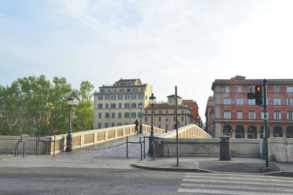 Photograph - Ponte Sisto by JAMART Photography