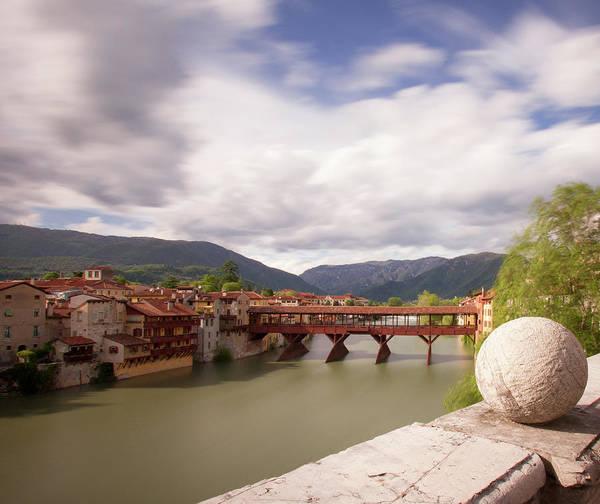 River Photograph - Ponte Vecchio - Bassano Del Grappa by Fontina
