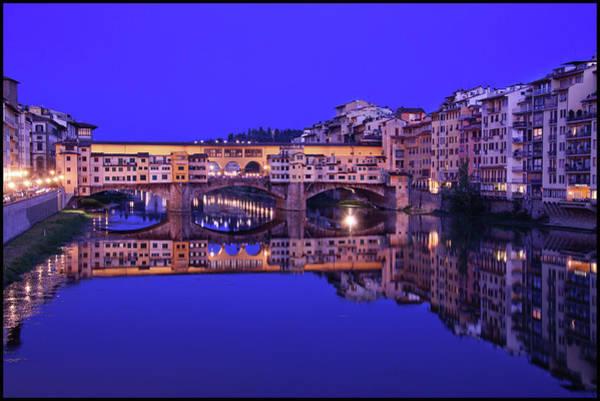 Wall Art - Photograph - Ponte Vecchio by Nabilishes@nabil Z.a.