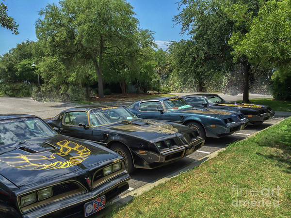 Photograph - Pontiac Trans Am Parking by Dale Powell