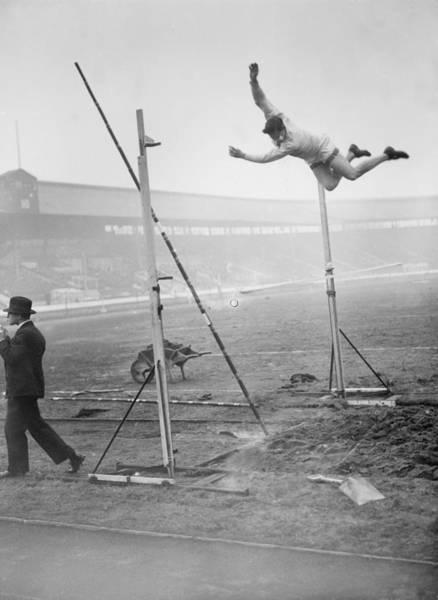 Practice Photograph - Poor Pole Practice by H. F. Davis