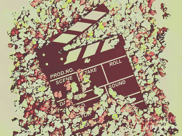 Film Industry Wall Art - Photograph - Popcorn Premiere  by Jorgo Photography - Wall Art Gallery