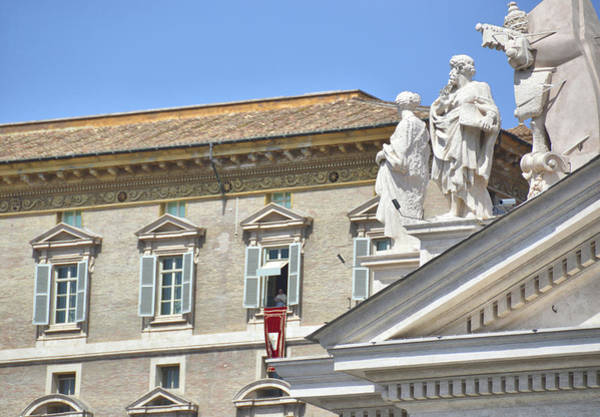 Photograph - Pope Francis by JAMART Photography