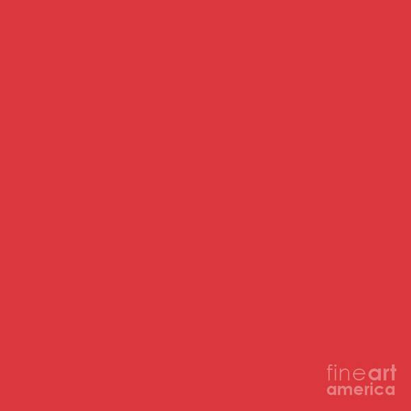 Digital Art - Poppy Red by Sharon Mau