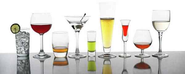 Cocktail Photograph - Popular Bar Drinks, Xxl by Nightanddayimages