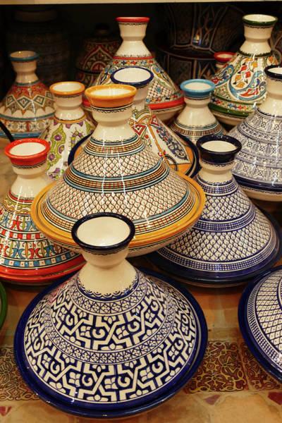 Porcelain Tagine Cookers  Art Print