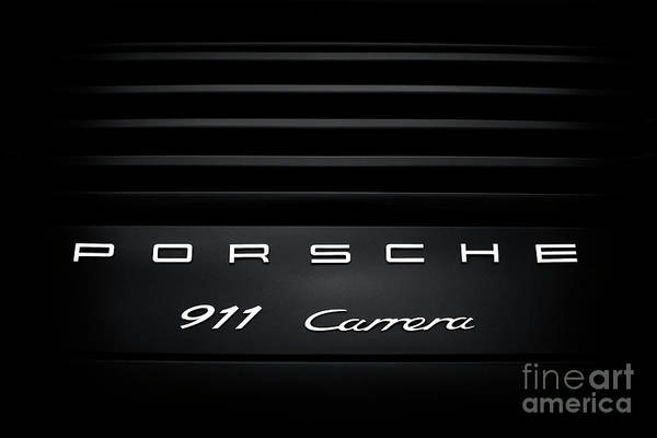Photograph - Porsche 911 Carrera by Tim Gainey