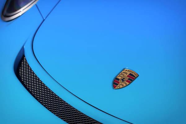 Photograph - #porsche 911 #gt3 #print by ItzKirb Photography