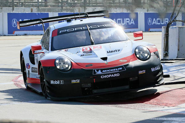 Wall Art - Photograph - Porsche Gtlm #912 by Shoal Hollingsworth