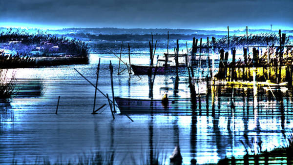 Photograph - Port De Goulee 1 by Jorg Becker