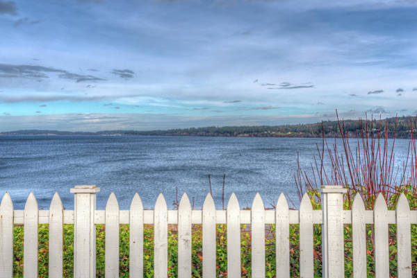 Wall Art - Photograph - Port Gamble by Spencer McDonald