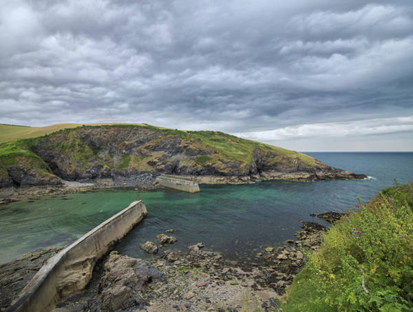 Wall Art - Photograph - Port Isaac by Martin Newman
