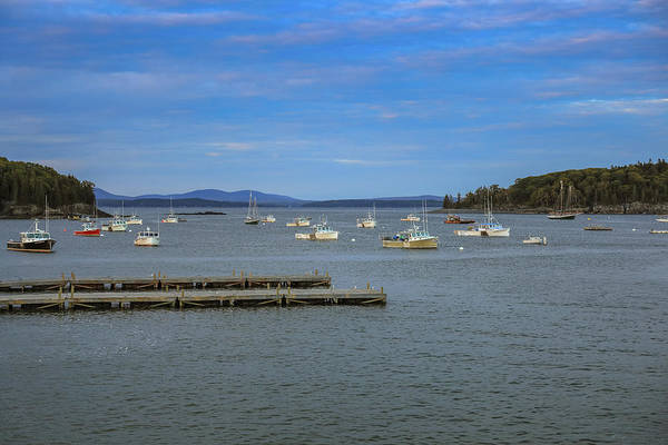 Photograph - Port Of Bar Harbor by Dan Sproul