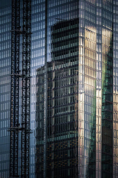Photograph - Portait Of London Architecture No 1 by Chris Fletcher