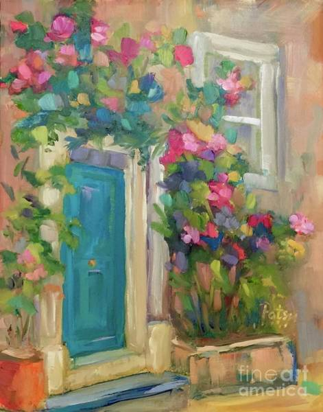 Painting - Porte Della Toscana by Patsy Walton