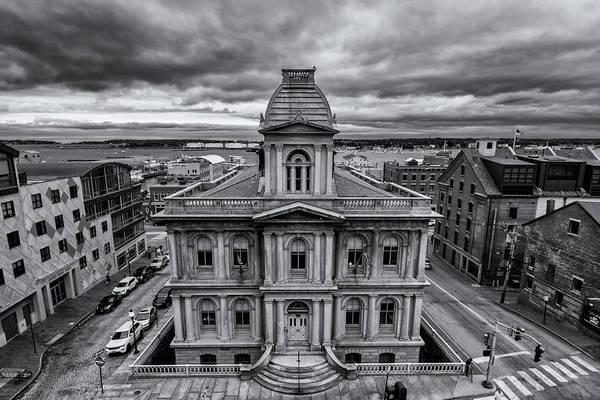 Photograph - Portland Custom House by Jesse MacDonald