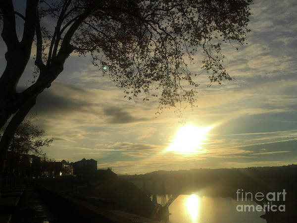 Wall Art - Photograph - Porto Sunset by Andrew Dinh