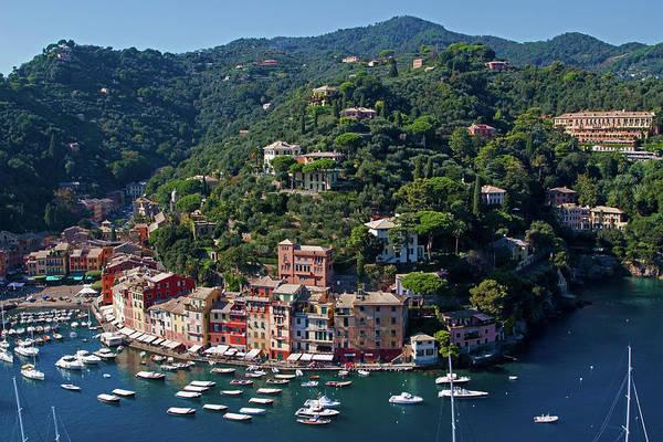 Portofino Photograph - Portofino by Antonio Vaccarini