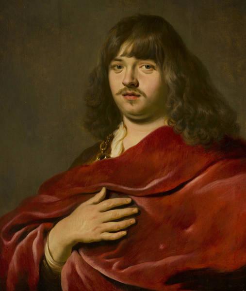 Painting - Portrait Of A Man, 1630-1640 by Jacob Adriaensz Backer