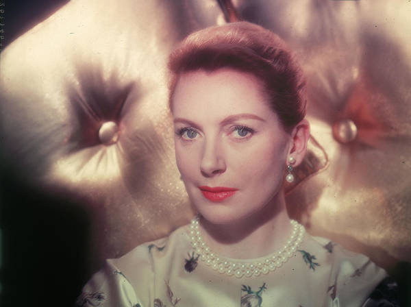 Wall Art - Photograph - Portrait Of Actor Deborah Kerr by Hulton Archive