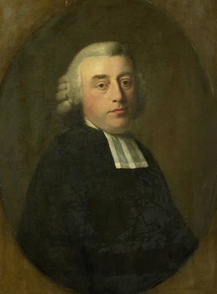 Painting - Portrait Of Antonius Kuyper by Johann Friedrich August Tischbein