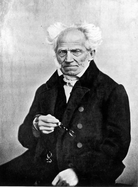 Philosophy Photograph - Portrait Of Arthur Schopenhauer by Time Life Pictures