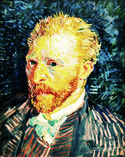 Painting - Van Gogh Portrait by Vincent Van Gogh