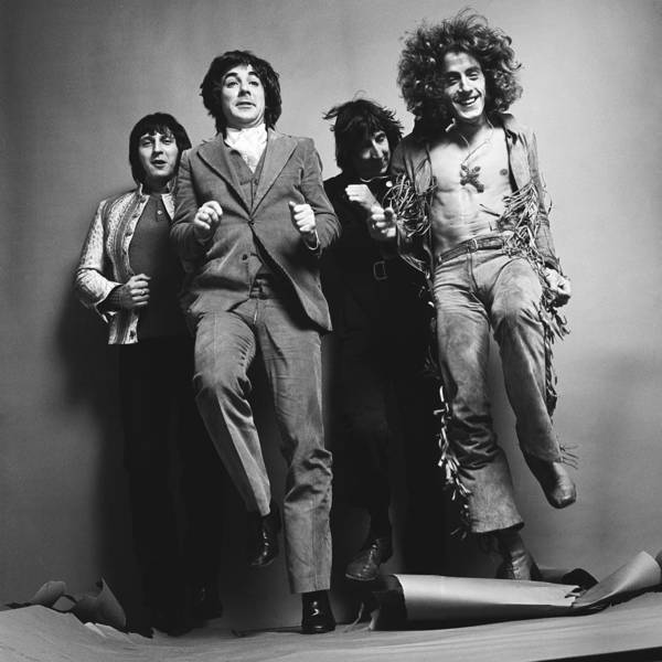 Photograph - Portrait Of The Who by Jack Robinson