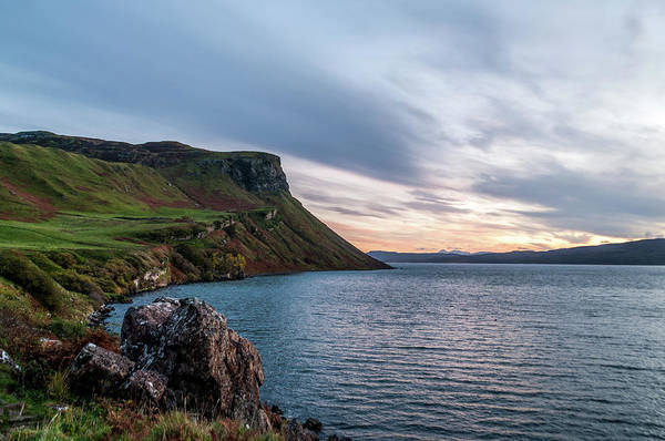 Paysage Photograph - Portree Skye by Photographie De Paysages-