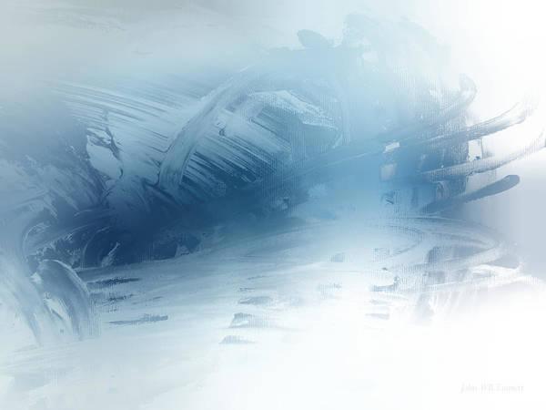 Painting - Poseidon by John Emmett