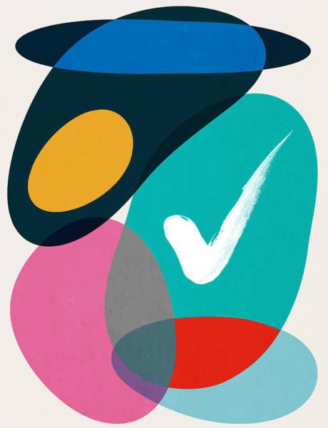 Wall Art - Pyrography - Positive Colors by Mark Ashkenazi