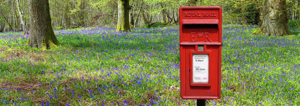 Sentimentality Photograph - Post Box by Images Etc Ltd