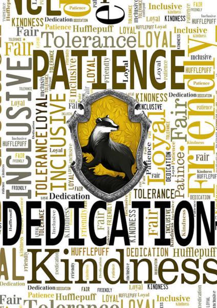 Wall Art - Digital Art - Post Harry Potter 1 by Geek N Rock