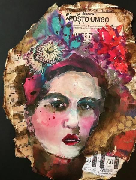 Painting - Posto Unico by Diane Fujimoto