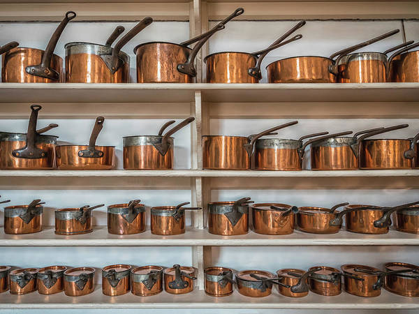 Photograph - Pots And Pans by Nick Bywater