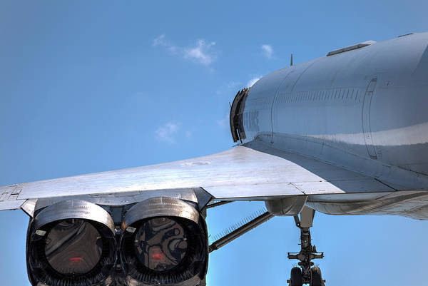 Wall Art - Photograph - Power Of Concorde by David Pyatt