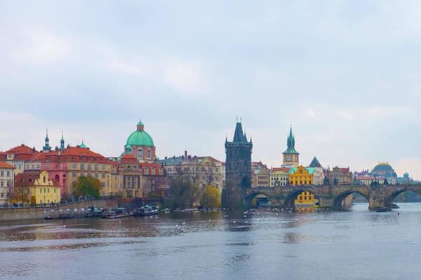Photograph - Prague, Czech Republic by Mark Duehmig