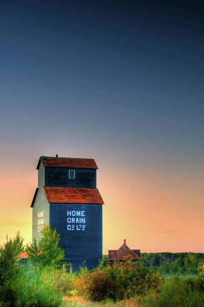 Ian Macdonald Photograph - Prairie Sunrise by Ian MacDonald
