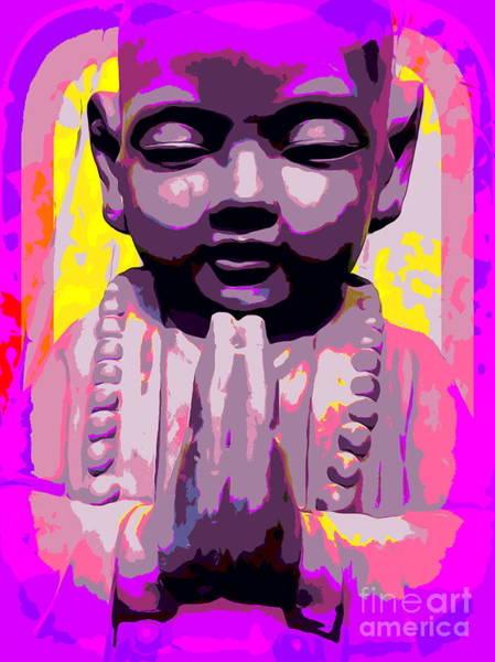 Wall Art - Digital Art - Prayer For Peace by Ed Weidman