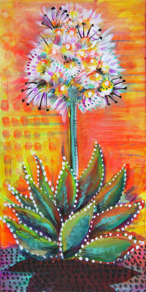 Wall Art - Painting - Pre-tequila by Madeline Dillner