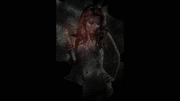 Digital Art - Precious Light by Stephane Poirier